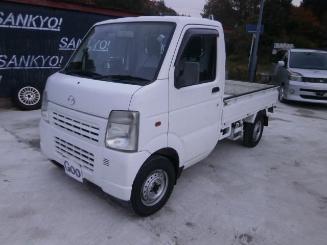 マツダ KC4WD5速エアコンパワステ