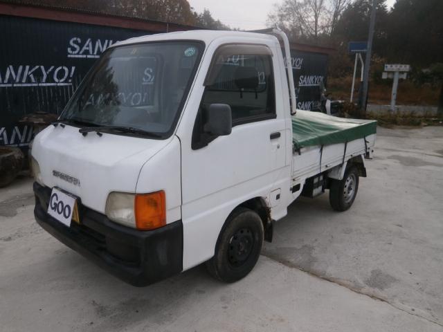スバル サンバートラック  (なし)