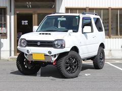ジムニーXC リフトアップ タイヤ&ホイール バンパー