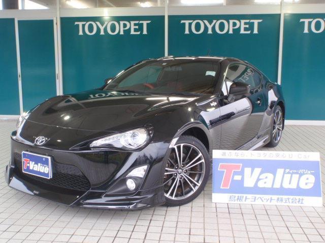 トヨタ GT 6MT メモリーナビ フルセグ Bモニター ETC