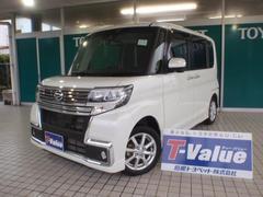 タントカスタムX トップエディションSAII ナビ TV ETC