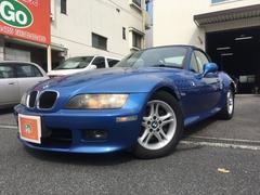 BMW Z3ロードスター2.0 特別仕様車 ユーザー下取車 純正アルミホイール