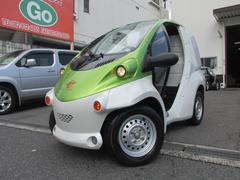トヨタコムス B・COM デリバリー 電気自動車100V充電