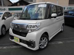 タント カスタムX SAIII 未使用車 自動ブレーキ(ダイハツ)