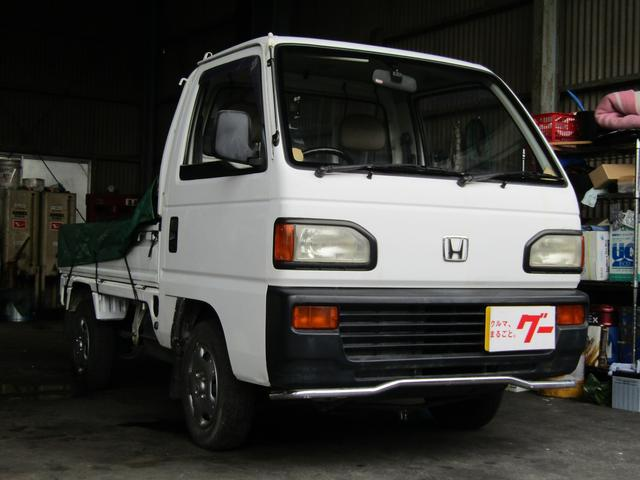 ホンダ 5速MT 4WD エアコン付き