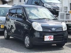 モコ軽自動車 インパネAT エアコン 4名乗り CD MD