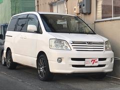 ノアX スライドドア TV ナビ AW ミニバン 8名乗り AC