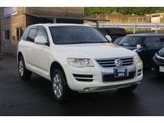 VW トゥアレグV6 4WD
