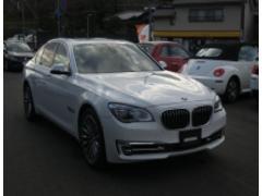 BMWアクティブハイブリッド7 HDDナビ サンルーフ ETC
