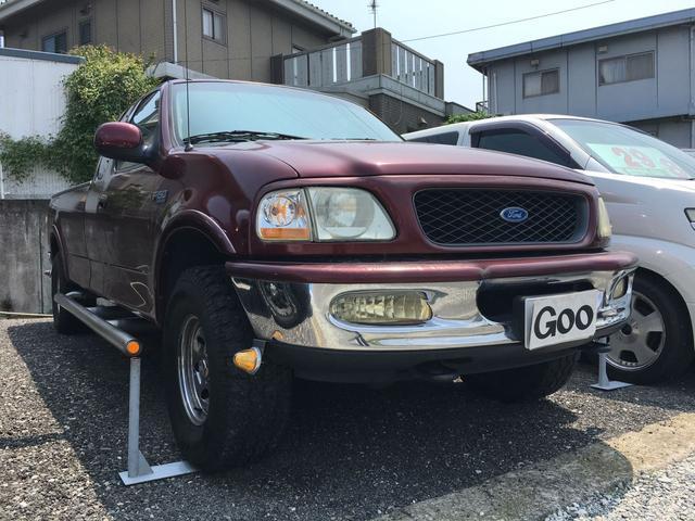 フォード XLT 全長621 ベンコラ ヒッチメンバー