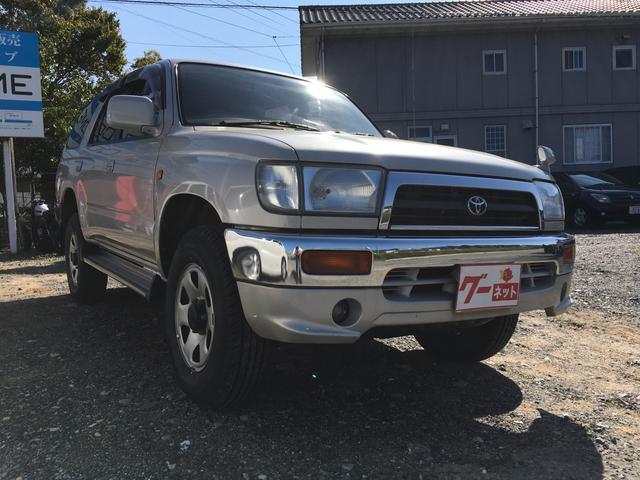 トヨタ SSR-X 4WD ナローボディ