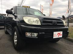 ハイラックスサーフSSR−X 4WD TVナビ キーレスエントリー サンルーフ