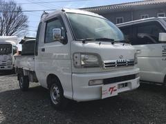 ハイゼットトラックジャンボ 4WD エアコン ナビ CD
