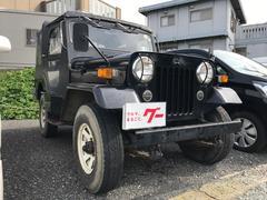 ジープキャンバストップ 4WD 4MT