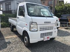 キャリイトラック4WD エアコン 5MT 軽トラック
