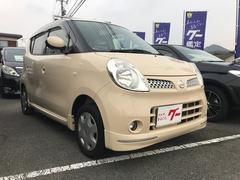 モコE エアロスタイル 軽自動車 ミルクティーベージュM