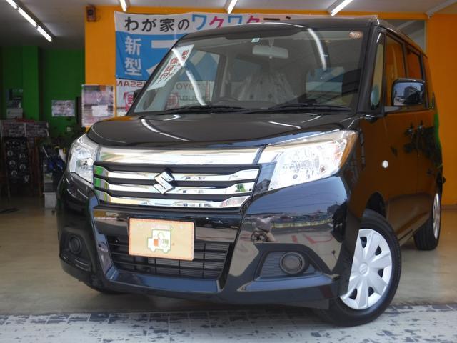 スズキ G 正規新車保証 運転席シートヒーター 電動スライドドア
