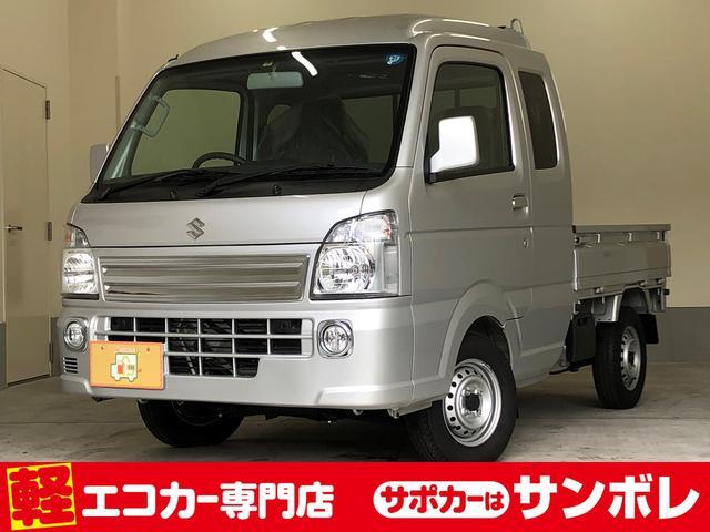 スズキ X 4WD ミッション 安全装置 届出済未使用車  新車保証