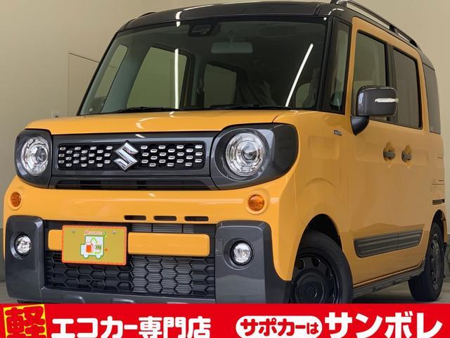 スズキ ハイブリッドXZ ターボ 安全装置 両パワスラ 新車保証R6