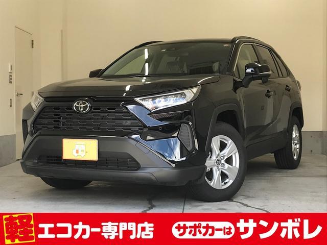 トヨタ X 登録済未使用車 サンルーフ インテリソナー 安全装置付
