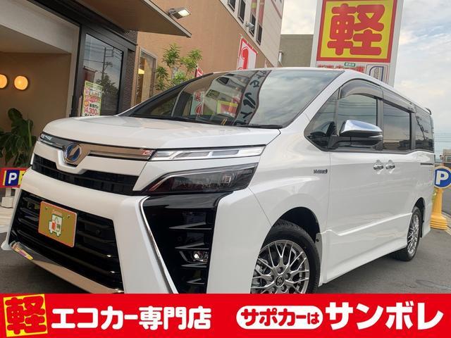 トヨタ ハイブリッドZS 煌II新品ナビTV 両側パワースライドドア