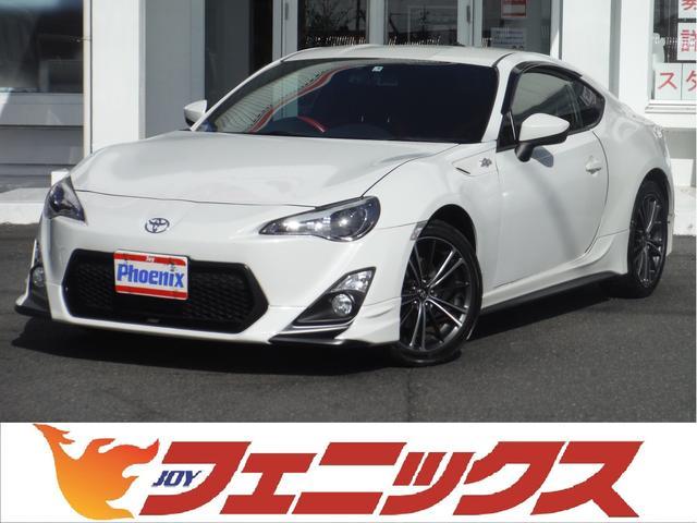 トヨタ GT専用TRDフルエアロ地デジナビHIDバックモニターETC