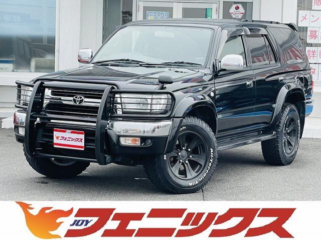 トヨタ SSR-V ブラックナビゲーター 切換4WD・フルセグSDナビ・ETC・キーレス・DVD再生・音楽録音・SD&Bt接続・デフロック・グリルガード・レーダー探知機・社外17AW・Wエアバック・ABS・人気のブラック