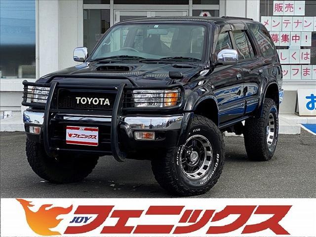 トヨタ SSR-X Vセレクション 軽油ターボ・4WD・リフトアップ・タイベル交換済・地デジSDナビ・黒革シートカバー・ポロコンプ16AW・HERITAGEマフラー・ETC・HID・キーレス・外クリアテール・DVD再生・グリルガード
