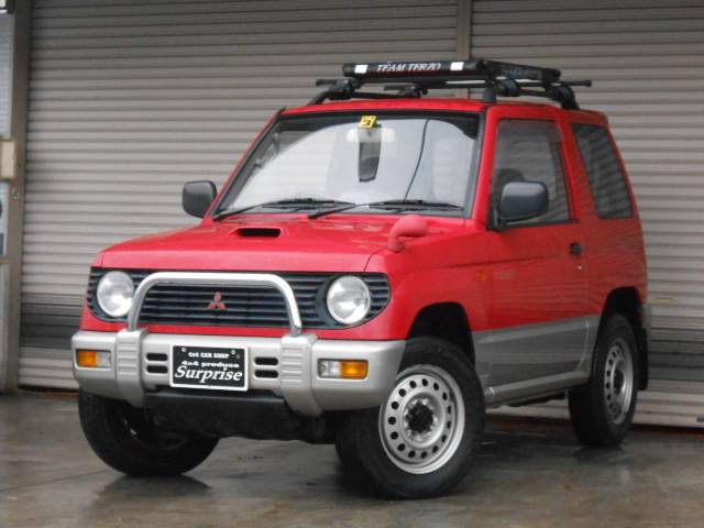 VR-II ターボ 4WD 軽自動車 ルーフキャリア(1枚目)