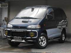 デリカスペースギアシャモニー 4WD ディーゼルターボ ETC
