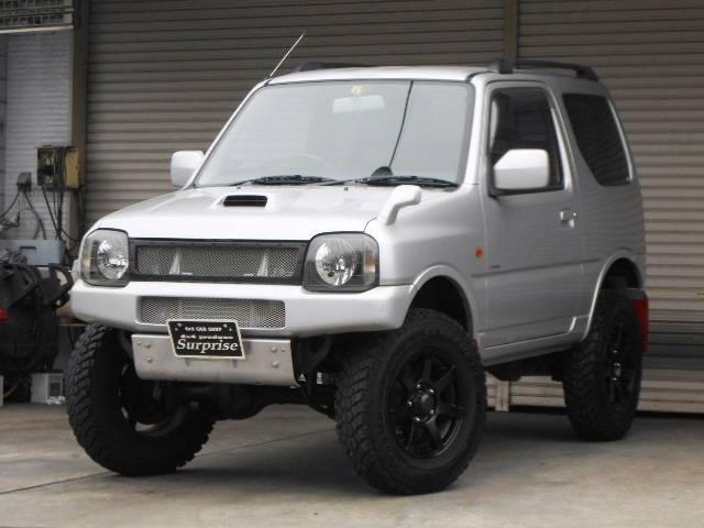 スズキ XC ターボ 4WD ナビ HID ETC 5速MT