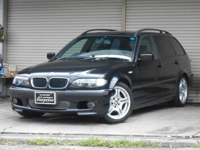 BMW 318iツーリング Mスポーツパッケージ サンルーフ HID
