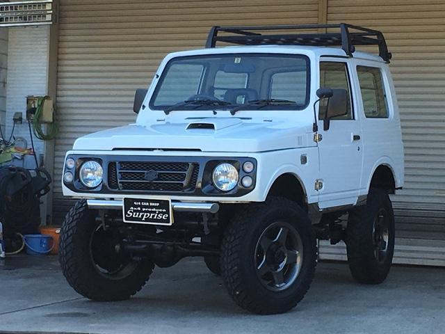 スズキ HA 4WD 5速MT アルミ リフトアップ