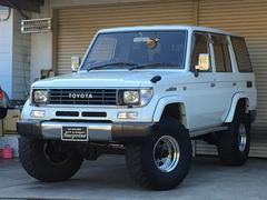 ランドクルーザープラドSXワイド ディーゼルターボ 4WD ETC