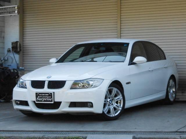 BMW 320i Mスポーツパッケージ HDDナビTV HID
