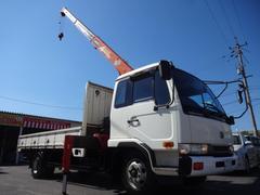コンドルユニック 3段クレーン ワンオーナー 屋根保管車