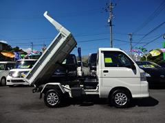 ハイゼットトラックライトダンプ4WDAC PS アルミホイール ワンオーナー