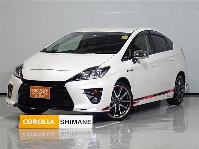 トヨタ Sツーリングセレクション・G's フルセグTV&ナビ