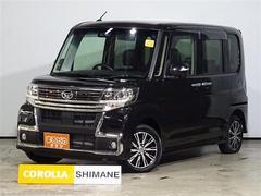 タントカスタムX トップエディションSAIII ナビ