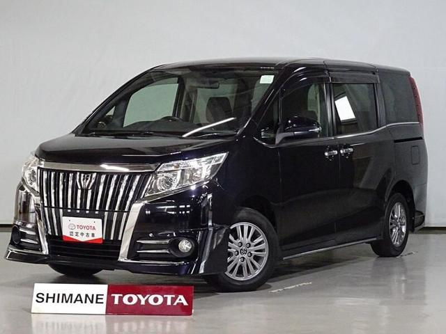 トヨタ エスクァイア Xi ナビ フルセグTV バックモニター ワンオーナー