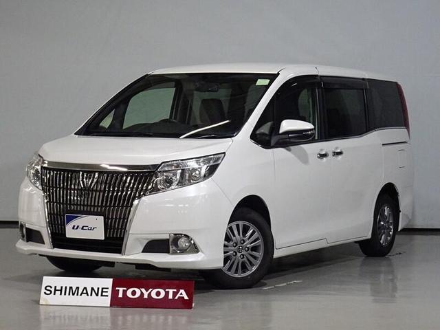 トヨタ エスクァイア Gi ナビ・バックモニター