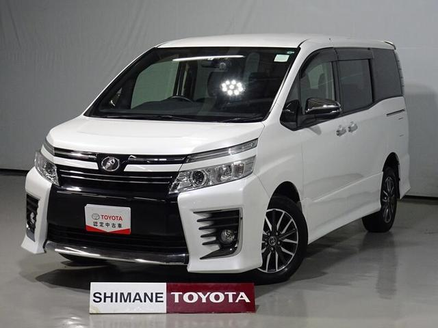 トヨタ ZS 煌 4WD ナビ・バックモニター