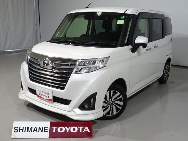 トヨタ カスタムG ナビ・バックガイドモニター・ETC