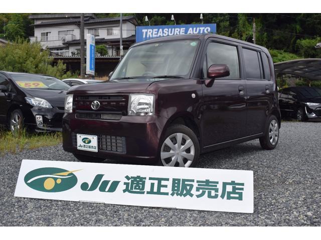 トヨタ ピクシススペース L ワンオーナー 禁煙車 SDナビ ETC エコアイドル 全国1年保証