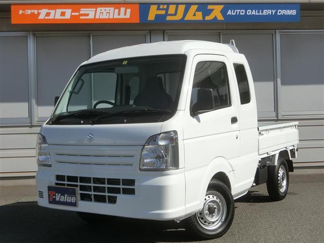 スズキ 4WD L KSLU 全国対応保証付き ABS