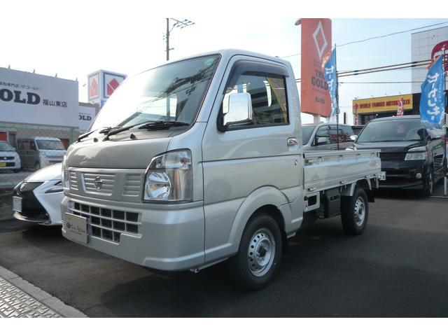 日産 NT100クリッパートラック DX ワンオーナー 5MT メッキパーツ