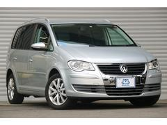 VW ゴルフトゥーランプライムエディション 特別仕様車 純正16インチAW