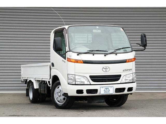 トヨタ ベース 低床 5MT ディーゼル 荷台木製 Wタイヤ 2t
