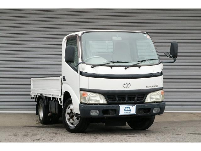 トヨタ ベースグレード軽油5速MT2tWタイヤ荷台鉄板
