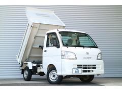 ハイゼットトラック多目的ダンプ電動 4WD 5速 PS A/C A/B